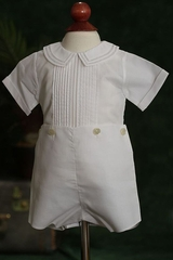 Feltman Brothers Bobbie Suit w/ Tucks on the Shirt