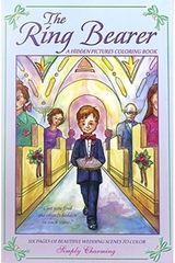 Giant Ring Bearer Coloring Book