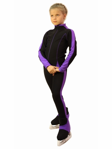 IceDress Figure Skating Thermal Bracket Outfit
