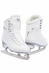 Jackson Ultima Skates JS180 White Fleece Jackson Women