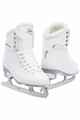 Jackson Ultima Skates JS184 White Fleece Jackson Girls