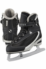 Jackson Ultima Skates ST2321 Black Classic Junior Girls