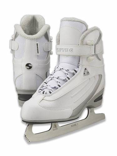 Jackson Ultima Skates ST2321 WhiteClassic Junior Girls
