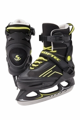 Jackson Ultima Skates XP1000 Lime Vibe Adjustable Soft Boot