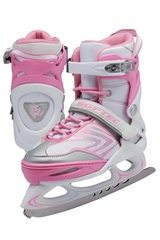 Jackson Ultima Skates XP1000 Pink Vibe Adjustable Soft Boot
