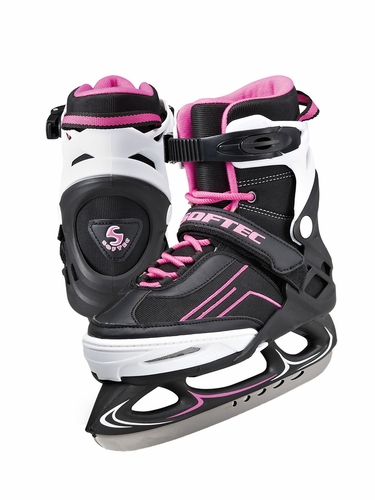 Jackson Ultima Skates XP1000 Purple Vibe Adjustable Soft Boot