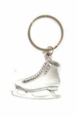 Jerry's 1213 Pewter Skate Keychain
