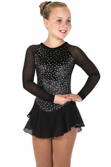 Jerry's 153 Black Diamond Chip Dress