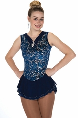 Jerry's 209 Blue Frost Winterfest Dress