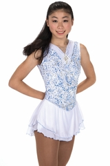 Jerry's 209 White Frost Winterfest Dress