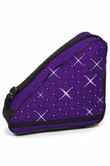 Jerry's 5012 Plum Triangular shaped skate bags