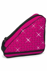 Jerry's 5015 Fuchsia Triangular shaped skate bags
