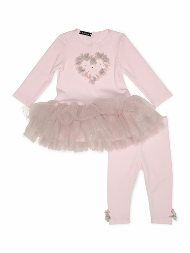 Kate Mack 500 Unicorn Dreams Tunic & Leggings