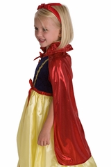 Little Adventures Snow White Cape & Headband