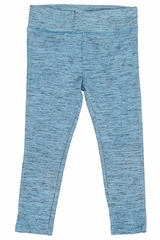 Mimi & Maggie Wildflower Collection 1393 Denim Jersey Leggings