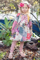 Mimi & Maggie Wildflower Collection 80396 Flora Dress