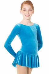 Mondor 02850 Examination Turquoise Dress