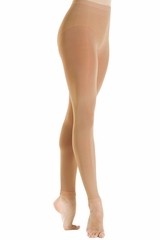 Mondor 03312 Caramel Footless Performance Tight