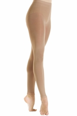 Mondor 03312 Light Tan Footless Performance Tight