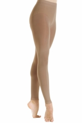 Mondor 03312 Suntan Footless Performance Tight