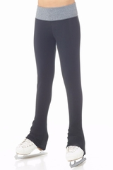 Mondor 04302 Heather Gray Thermal Leggings