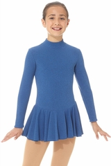 Mondor 04333 Heather Blue Born To Skate Thermal Dress