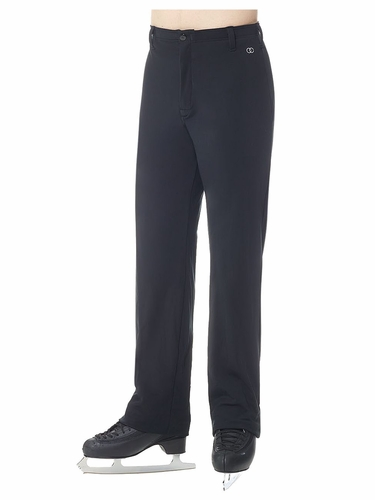 Mondor 04347 Men's Black Thermal Pants