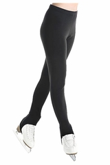 Mondor 04452 Black Polartec Stirrup Leggings