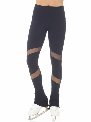 Mondor 06804 Black Supplex Leggings