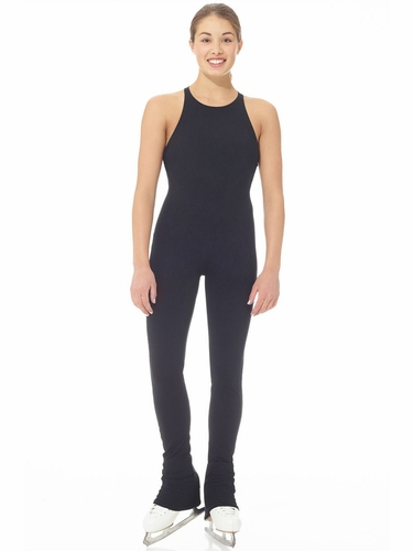 Mondor 06851 Black Supplex Unitard