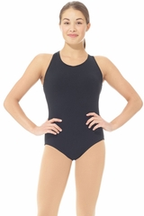 Mondor 06870 Supplex Strap Detail Leotard