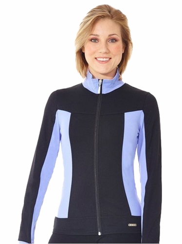 Mondor 24807 Periwinkle  Supplex Colorful Sides Jacket