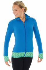 Mondor 4486 Key Lime Polartec Jacket