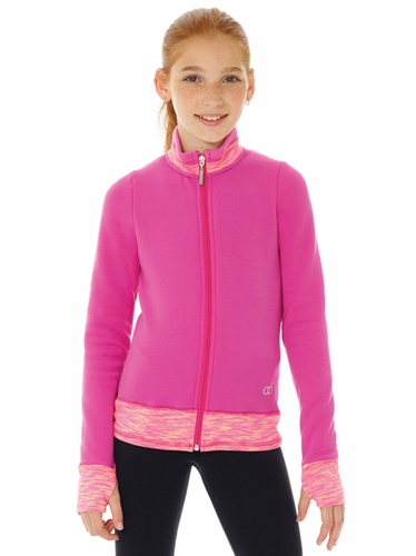 Mondor 4486 Pink YellowPolartec Jacket