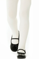 Mondor 5380 White Cotton/Nylon Tights
