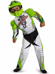 Motocross Muscle Costume