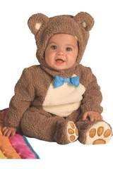 Oatmeal Bear Infant Costume