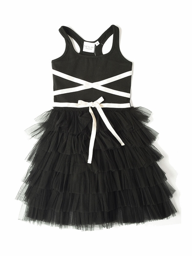 Oh! La La! Couture SS1963 Black Lace Up