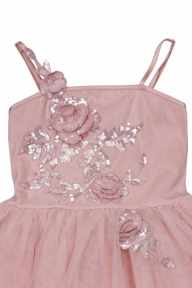 0b2d0f438 La La! Couture FH1815 Heavenly Pink Kylee Dress. Click to Enlarge Click to  Enlarge