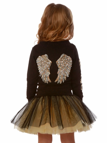 Ooh! La La! Couture FH1847 Wing Dress