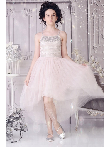 Ooh! La La! Couture FH1907 Light Lilac Princess Kylee Dress