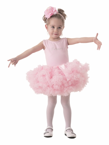 Pink Princess Infant Pettidress