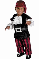 Puny Pirate Kids Costumes