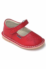 Red L'Amour Ollie Stitch Down Mary Jane