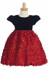f18bf5e590 Girls Holiday & Christmas Dresses - PinkPrincess.com