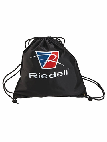 Riedell Skate Black Sack Bag