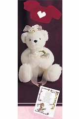 Rosie the Flower Girl Bear