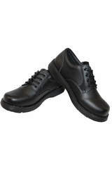 Round Toe Cap Boys Dress Shoes