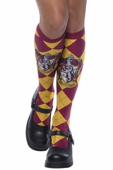 Rubie's 39025 Kids/Adult Gryffindor Socks