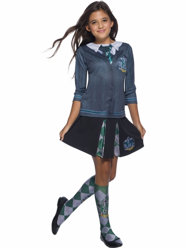 Rubie's 39030 Kids/Adult Slytherin Skirt